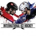 USA vs Canada Ice Hockey in Perth